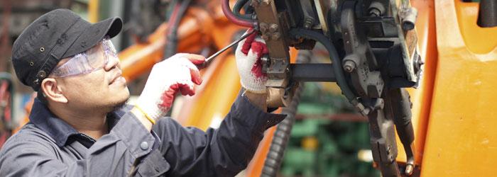 Description du métier Mécanicien de machines fixes