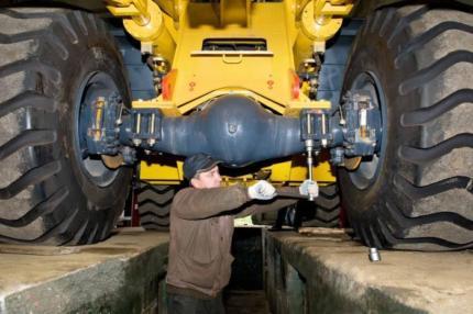 Description du poste de mécanicien de véhicules lourds