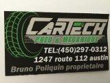 Emplois chez Cartech pneu et mécanique