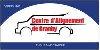 Emplois chez Centre alignement Granby inc