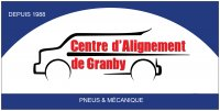 Centre alignement Granby inc