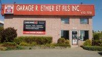 logo Garage R.Ethier & Fils