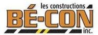 logo Les constructions Bé-Con inc.