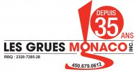 Les Grues Monaco inc.