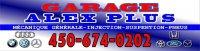 Emplois chez Les Services d'auto Alex Plus