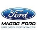 logo Magog Ford (2000) inc