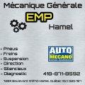 Emplois chez Mécanique EMP Hamel