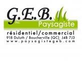 Emplois chez Paysagiste G.E.B. - Déneigement Vert2000