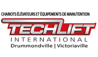 Emplois chez Techlift International