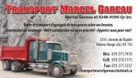 Emplois chez Transport Marcel Gareau