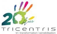 logo Tricentris , tri, transformation, sensibilisation